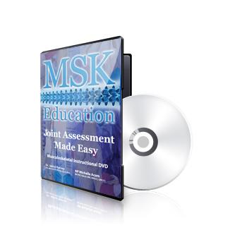 DVD 1 - MSK Examination